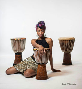 The Djembe - The Goddess