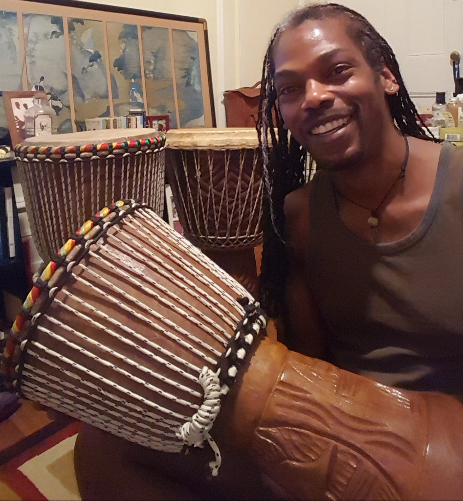 Therapeutic Thanksgiving - Heal and Strengthen Family Ties With Djembe