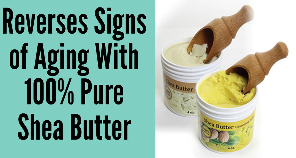 Celebrate Freedom From Signs Of Aging With Shea Butter!