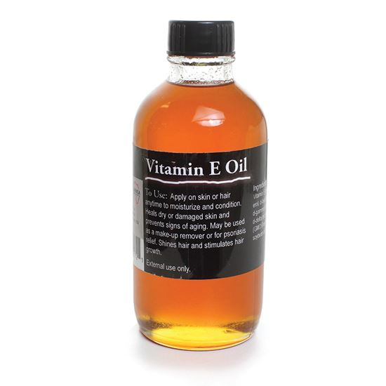 Vitamin E Oil - 4 oz. - LACS