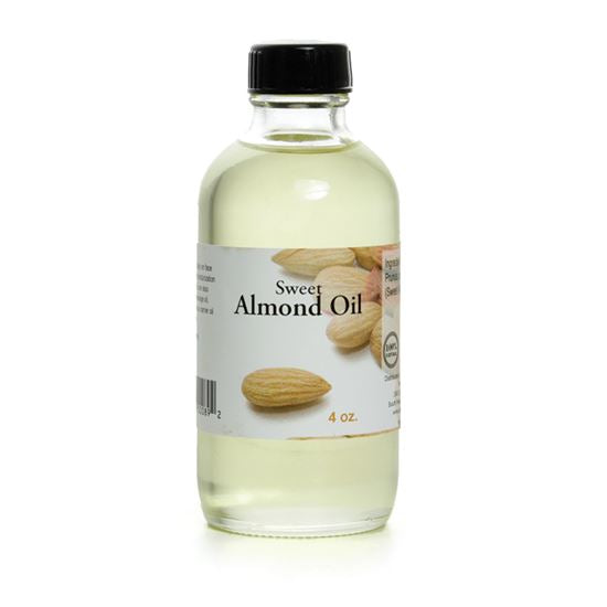 Sweet Almond Oil - 4 oz. - LACS