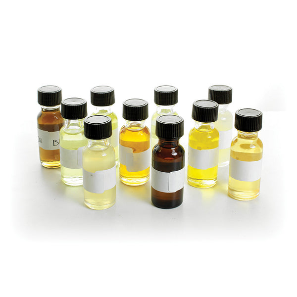 Natural Healing Oils Sampler Set - LACS
