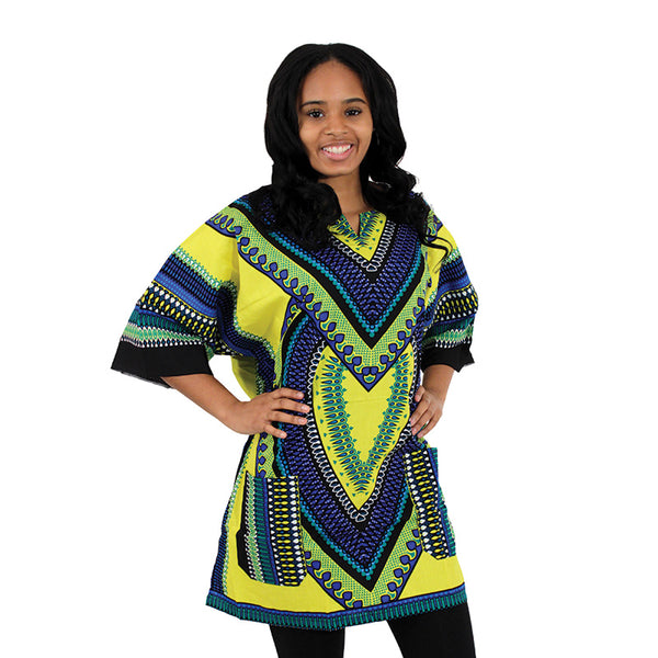 Heart Of Africa Dashiki - LACS
