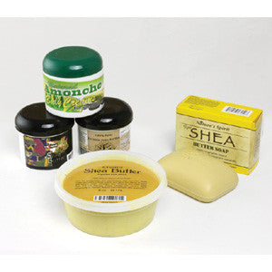 Shea Butter Kit - LACS