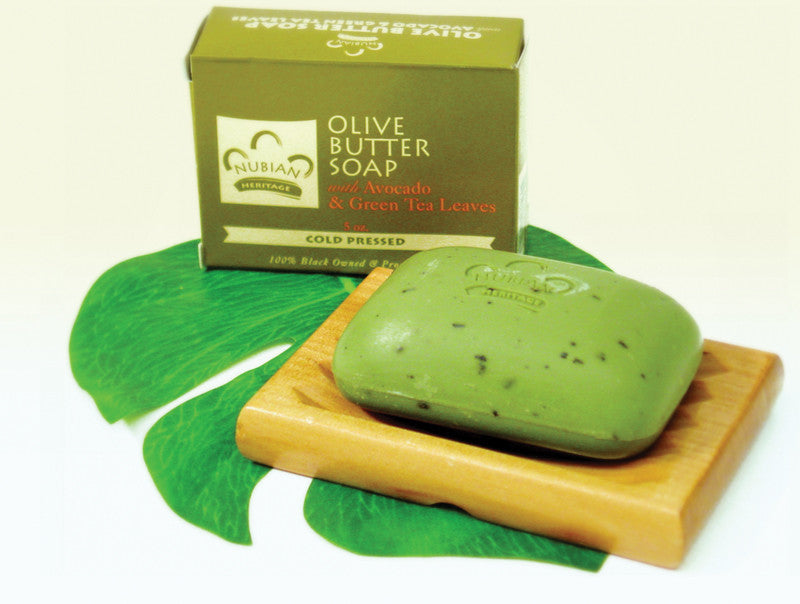 Olive & Green Tea Soap - LACS