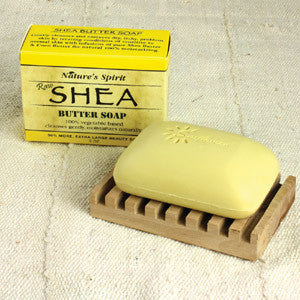 Raw Shea Butter Soap - LACS