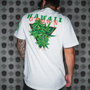 HAWAII GROWN 420 white t-shirt