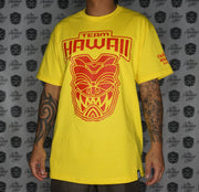 TEAM HAWAII ALI'I YELLOW AND RED