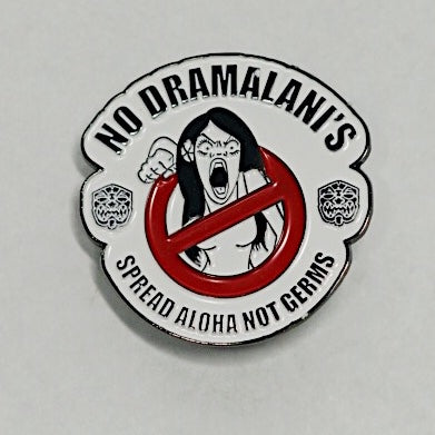 NO DRAMALANI'S pin