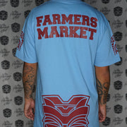 JACK BOYS fight shirt CAROLINA BLUE