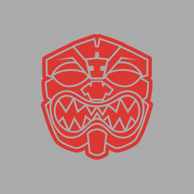 OG AKUA RED Decal Sticker - Farmers Market Hawaii
