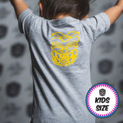 toddler FARMERS gray tee