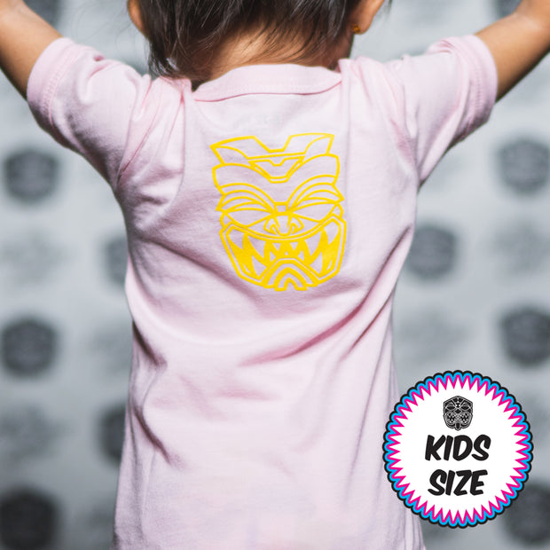 toddler FARMERS pink tee