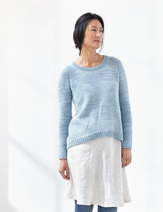 Cocoknits Sweater Workshop - Knotty Lamb