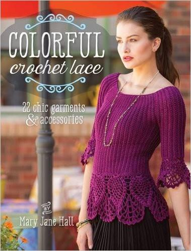 Colorful Crochet Lace - Knotty Lamb