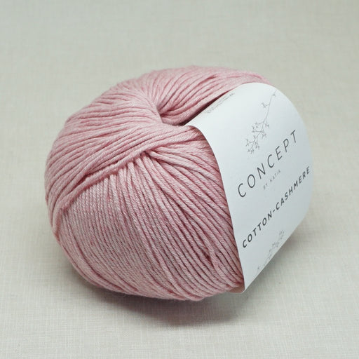 Cotton Cashmere - Knotty Lamb
