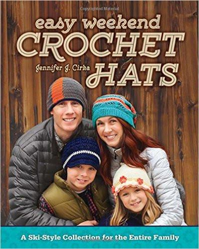 Easy Weekend Crochet Hats - Knotty Lamb