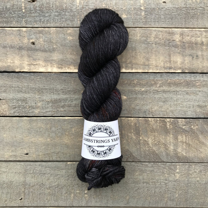 Ewetopia Worsted - Knotty Lamb