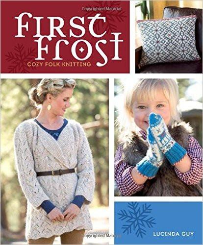 First Frost: Cozy Folk Knitting - Knotty Lamb