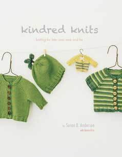 Kindred Knits - Knotty Lamb