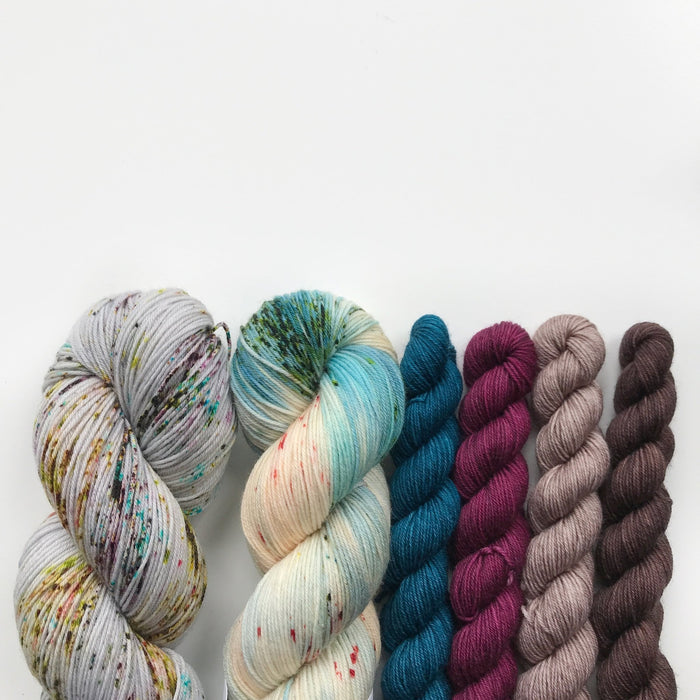 Knit Graffiti Montinore Kits - Knotty Lamb