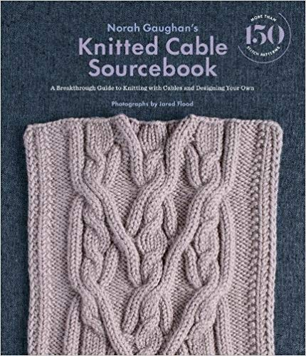 Knitted Cable Sourcebook - Knotty Lamb