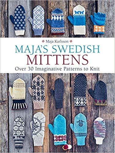 Maja's Swedish Mittens - Knotty Lamb