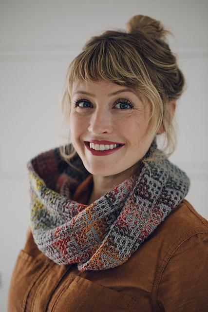 Montana Mountain Cowl - Knotty Lamb