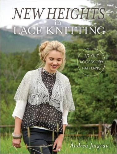 New Heights in Lace Knitting - Knotty Lamb