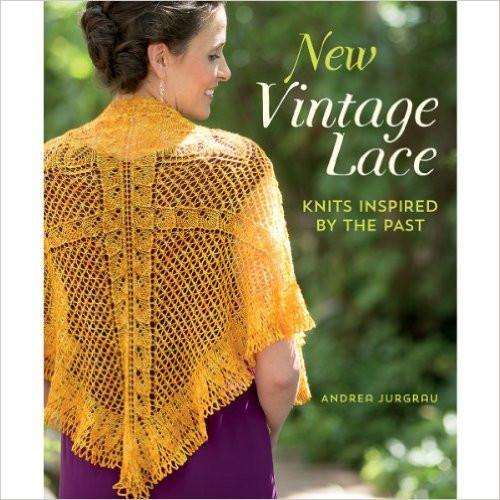 New Vintage Lace: Knits Inspired by the Past - Knotty Lamb