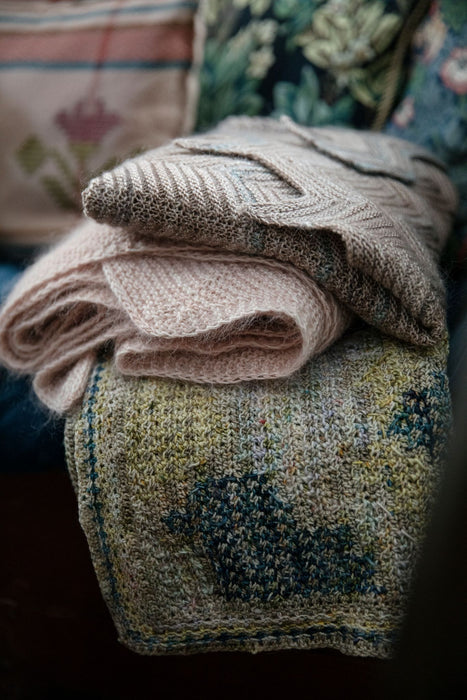 Pre-order 52 Weeks of Shawls - Knotty Lamb