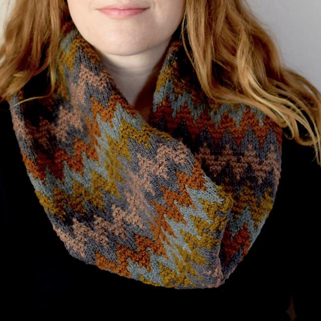 Recollect Cowl Kit - Knotty Lamb