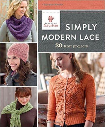Simply Modern Lace - Knotty Lamb