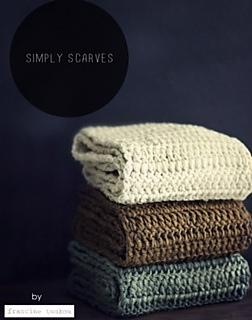 Simply Scarves - Knotty Lamb