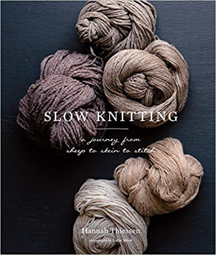 Slow Knitting - Knotty Lamb