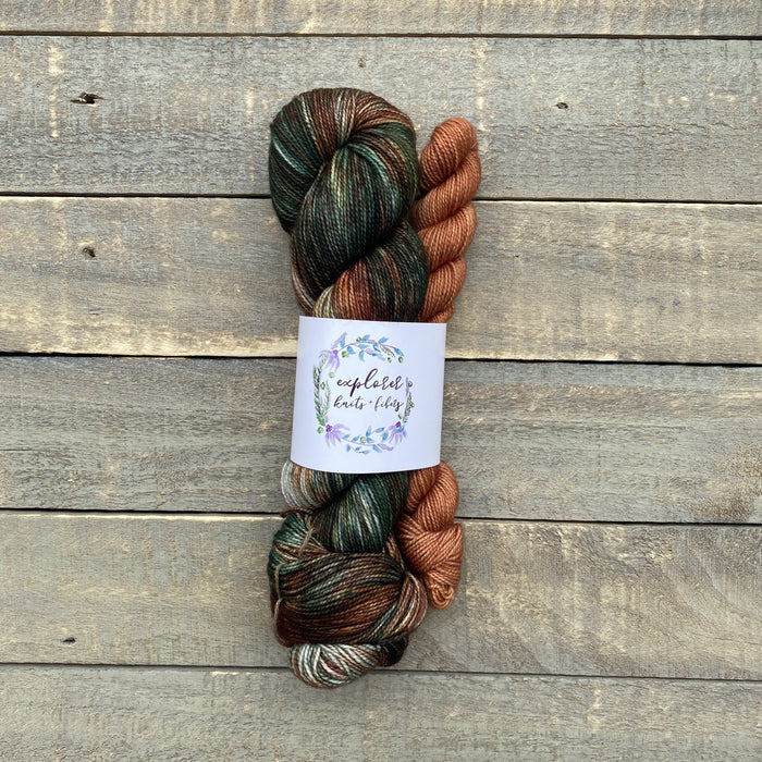 Sock Set - Knotty Lamb