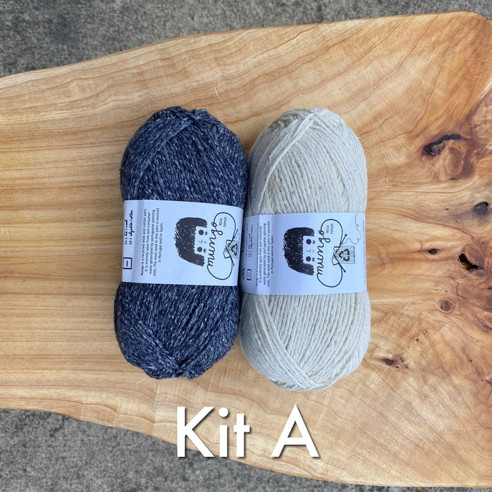 Super Simple Summer Sweater Kit - Knotty Lamb