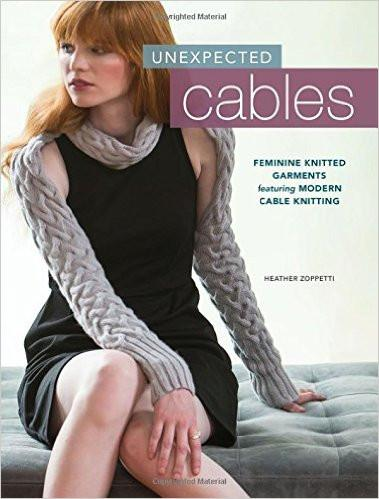 Unexpected Cables - Knotty Lamb