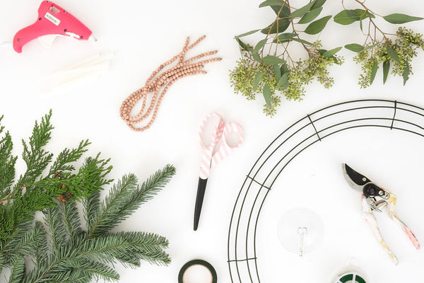 DIY | LIVING WREATH