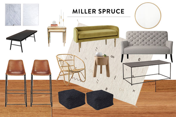 BEHIND THE SCENES | THE MILLER SPRUCE