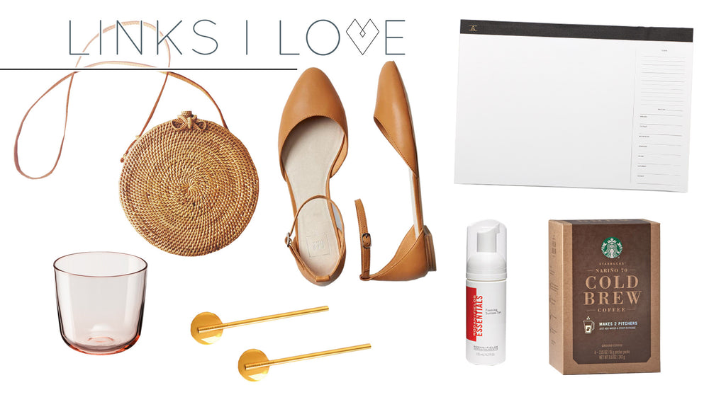 Links I Love for Summer Love Ding Home Goods and Styling