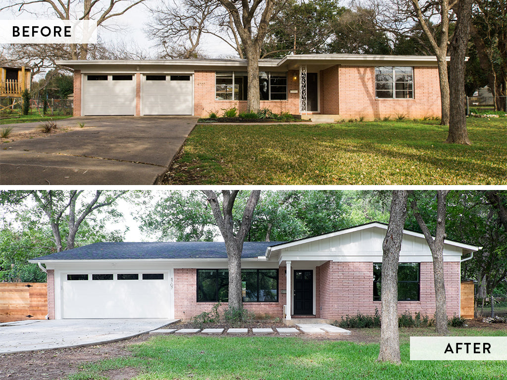 Love Ding Home Renovations Befores + Afters