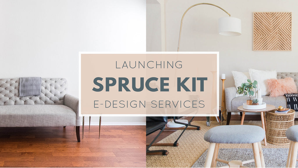 love ding blog spruce kit transformation e-design services