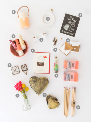 Valentine's Gift Guide Under $20 Love Ding Austin Texas