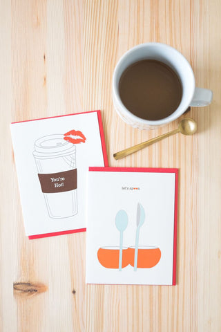 Valentine's Gift Guide Under $35 Austin, Texas Love Ding |Valentine's Cards