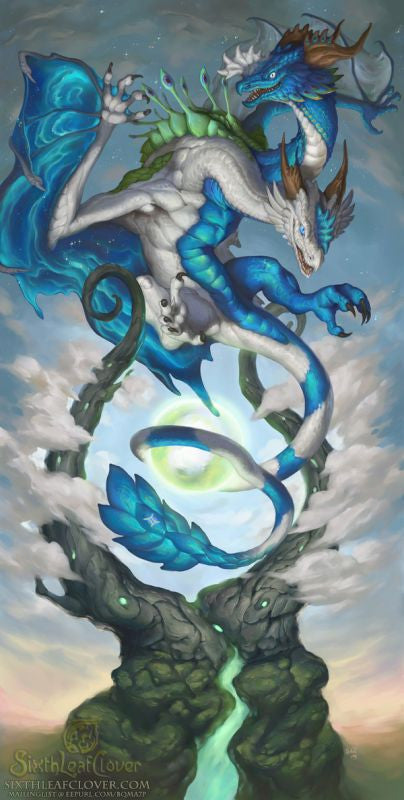 2016 Zodiac Dragons Collections by SixthLeafClover - The
