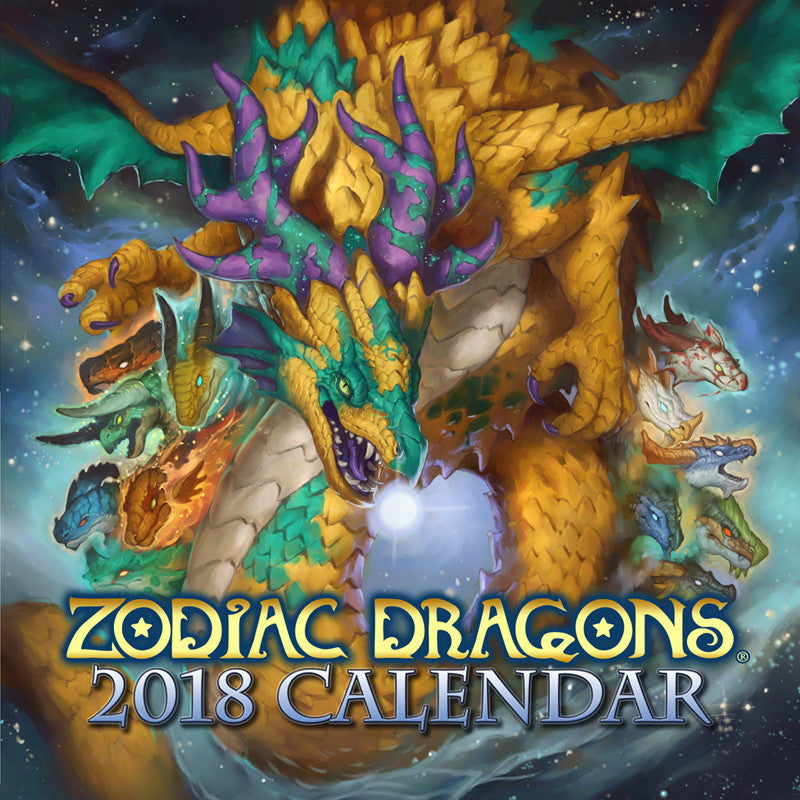 2018 Zodiac Dragons® - The SixthLeafClover® Store