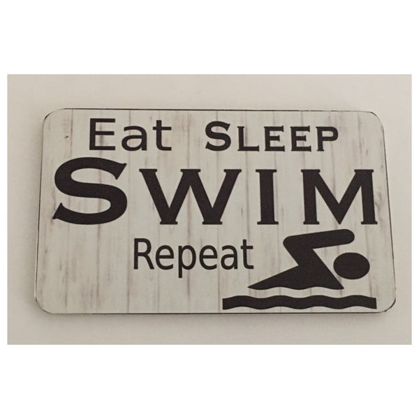 Swim Swimming Sign