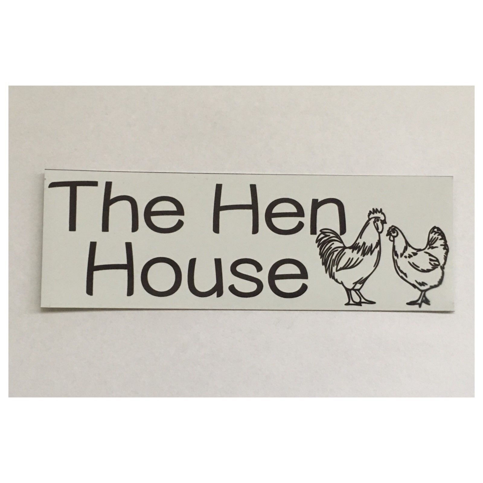 The Hen House Sign Plaques & Signs The Renmy Store