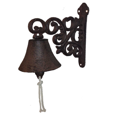 Door Bell Vintage Cast Iron - The Renmy Store
